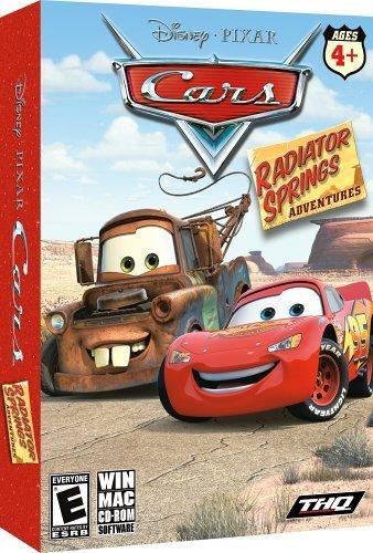 full cd dvd version cars radiator springs adventures buy