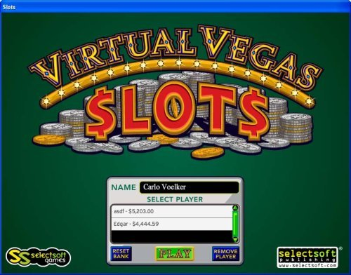 virtual vegas 7007 slots