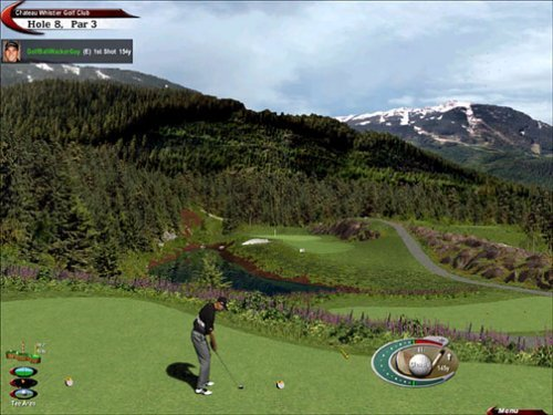 computer golf games