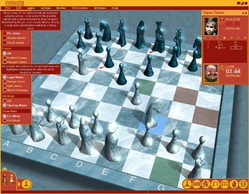CHESS MASTER 10 [PC][ISO][RS]