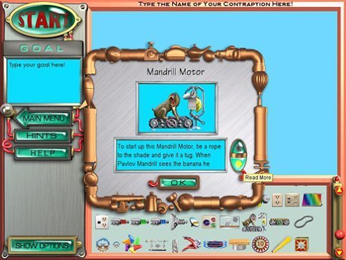 Download The Incredible Machine: Even More Contraptions screenshot