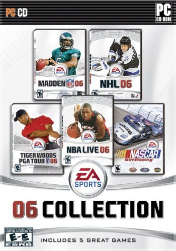 Ea Sports Games For Pc : Full cd dvd version ea sports collection buy online