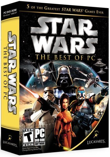 Star Wars Game Antology [1999-2009/Rus-Eng/PC] - Beef.Ge