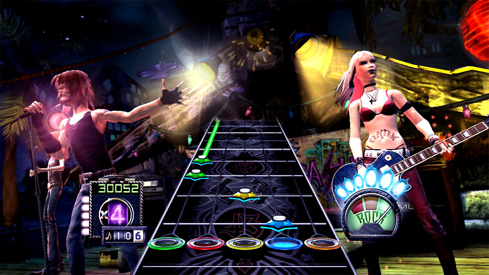 Guitar Hero for PC Specifications