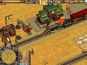 Westward IV All Aboard - Railroad Game from