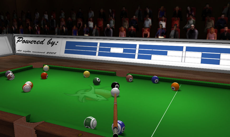 pool billiards online