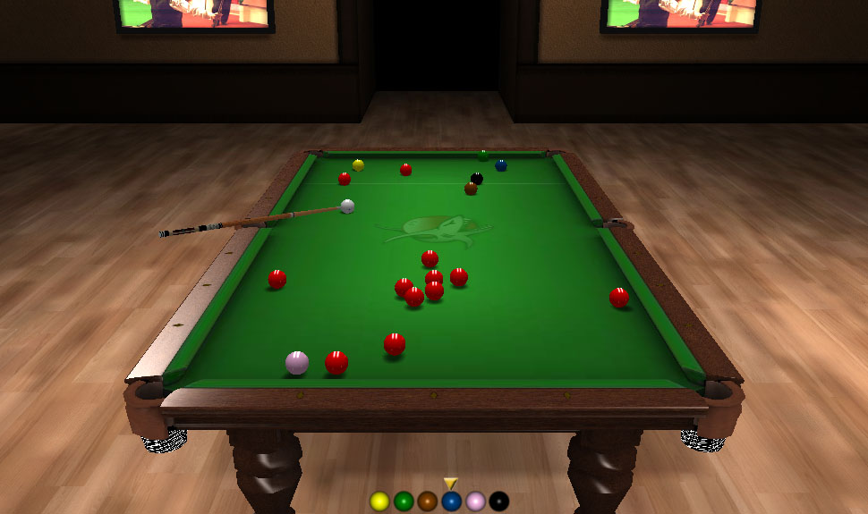 Pool Sharks Online Snooker