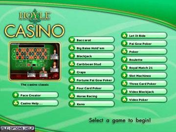 hoyle casino games 2008 free download