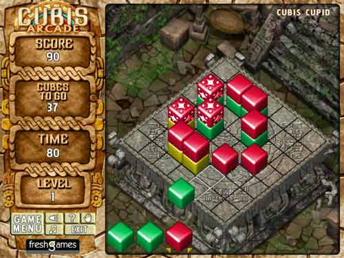 Cubis Game Free Online