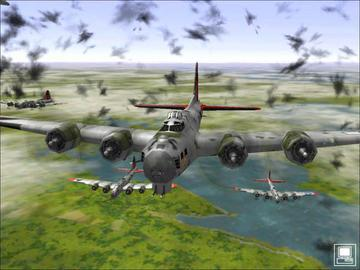Full B17 Flying Fortress version for Windows.