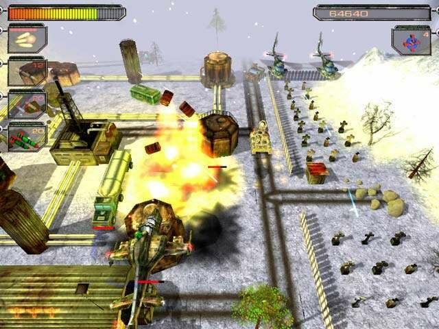 Air Strike 3D Screen_1