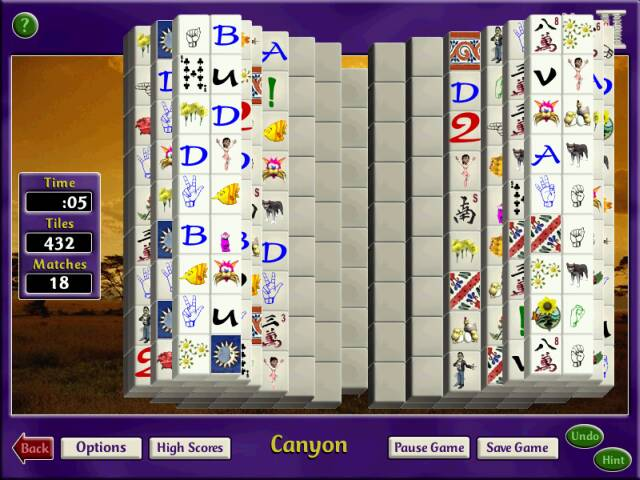 Mahjong Towers 2
