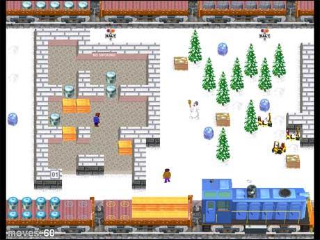 Play Docker Sokoban, full review, download free demo, screenshots