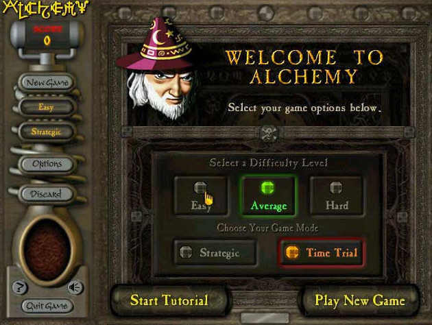play free alchemy game full screen