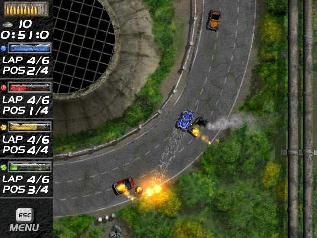 لعــــبة Cars screen_1.jpg