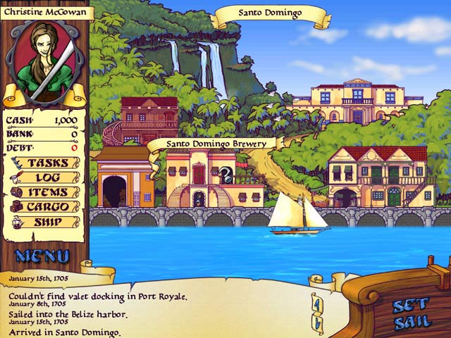 Download Tradewinds Classic for free at FreeRide Games