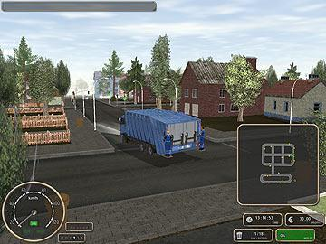 DEMO DRIVER DOWNLOAD TRUCK GARBAGE