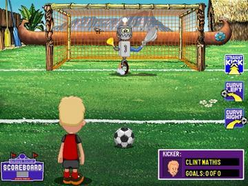 Backyard Soccer