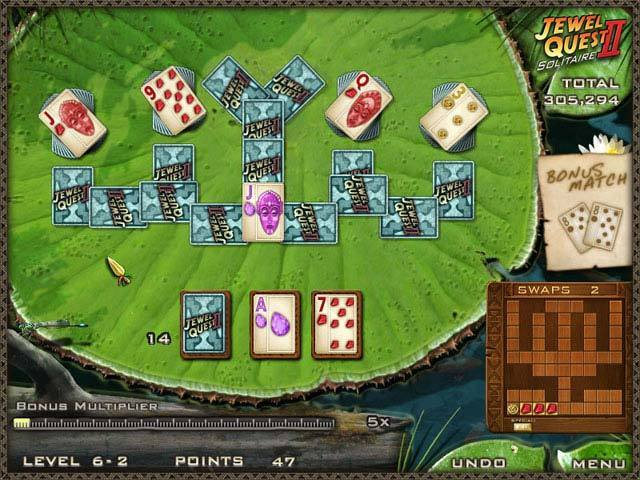 free solitaire quest