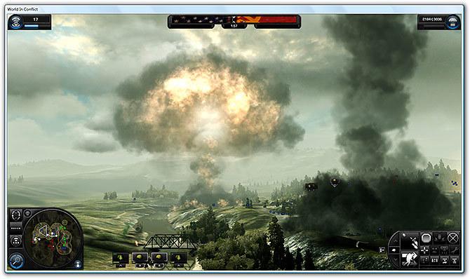 world conflict demo download: