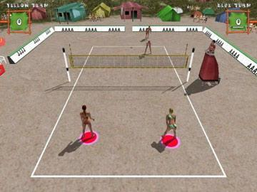 Play Beach Volley Hot Sports, full review, download free demo