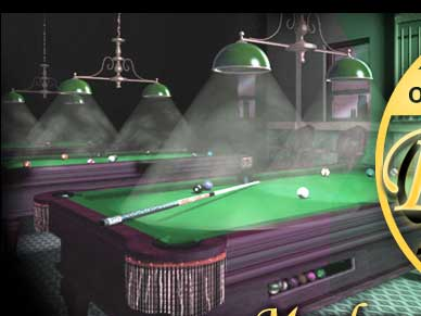 Virtual Online Billiards Club - BillYard