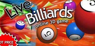 Buy LiveBilliards Now