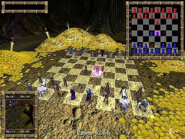 Ajedrez Para Pc -War Chess 3D (Full)